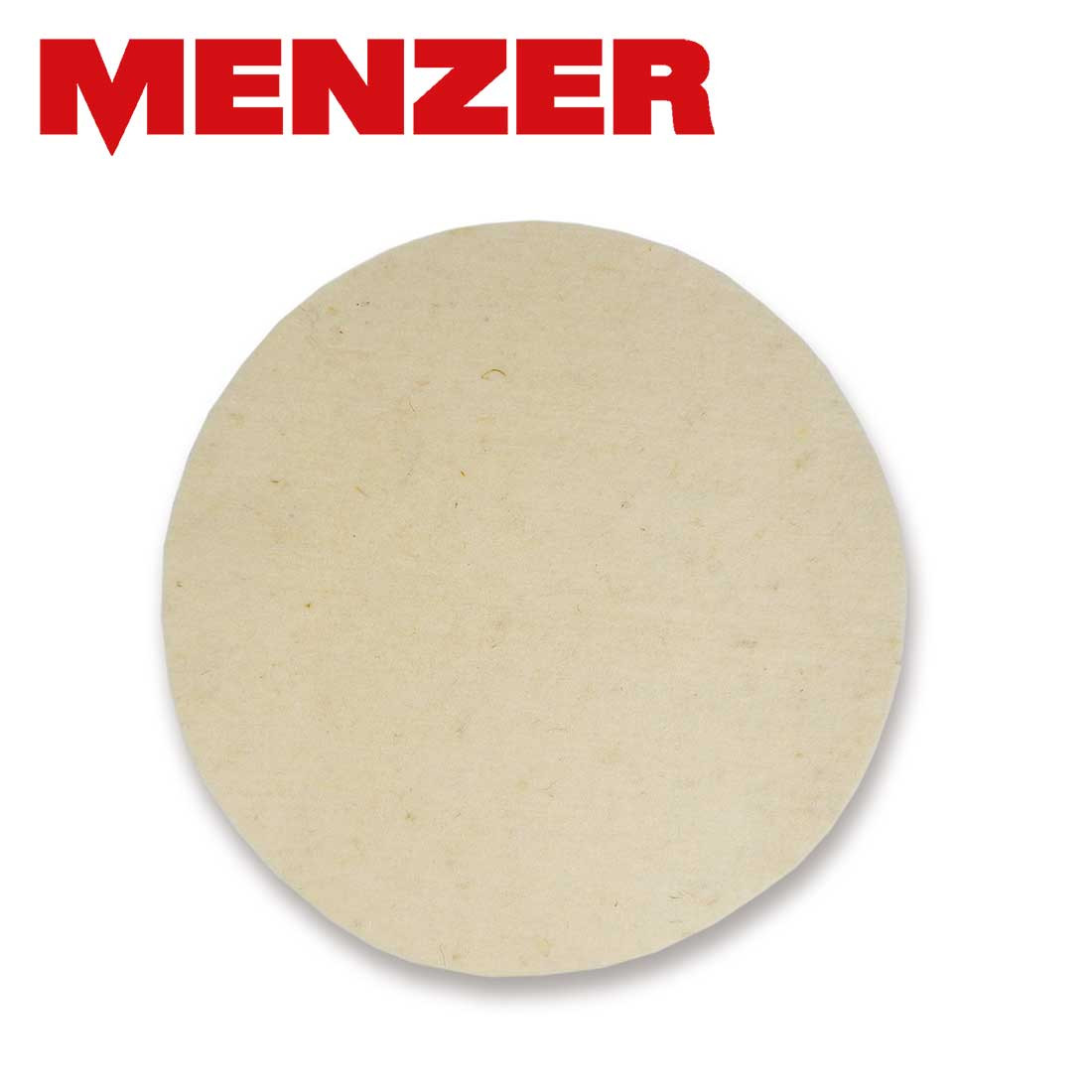 Pad in lana MENZER (naturale)