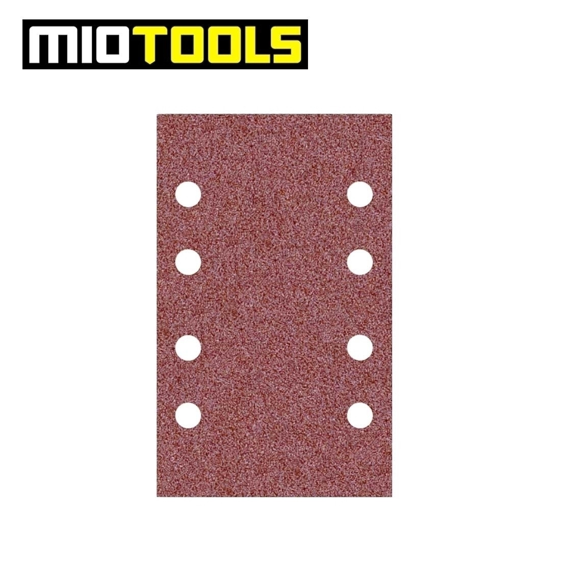 Carte abrasive velcrate MioTools, G40–240